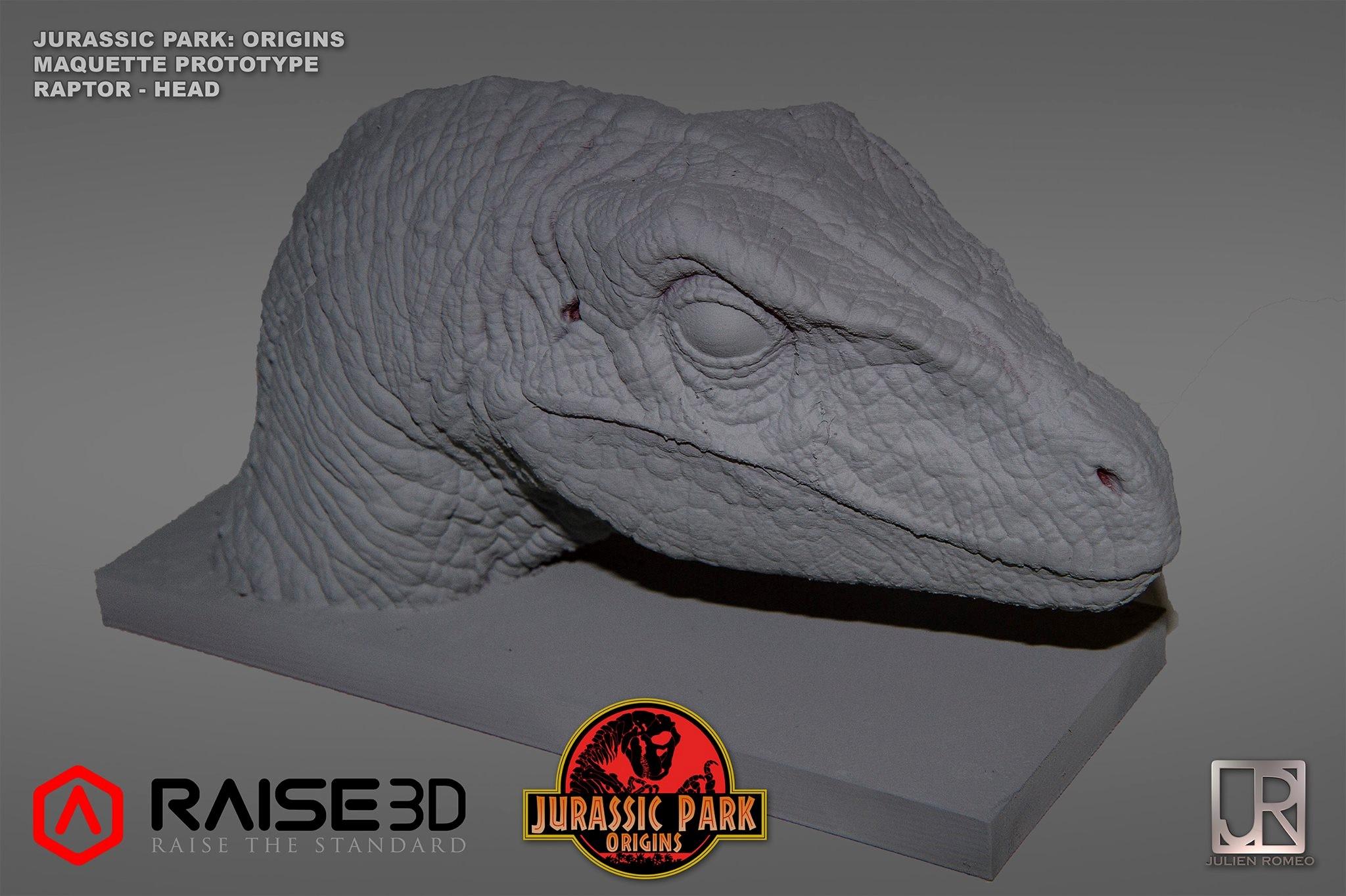 Raise3D: применение 3D принтеров в кино - 6