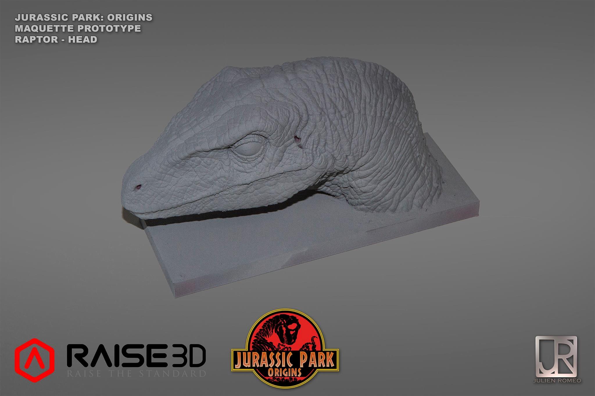 Raise3D: применение 3D принтеров в кино - 7