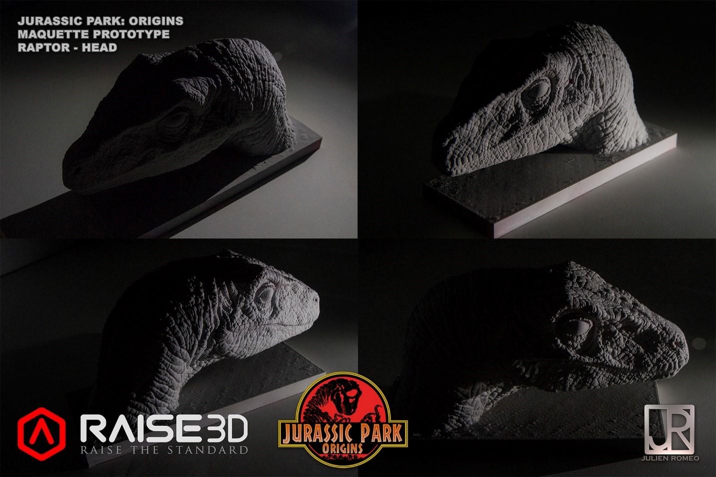 Raise3D: применение 3D принтеров в кино - 8