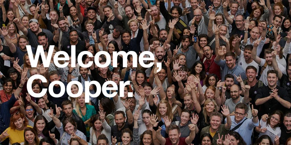 Cooper Joins Designit