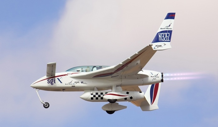 Компания XCOR Aerospace подала на банкротство - 2
