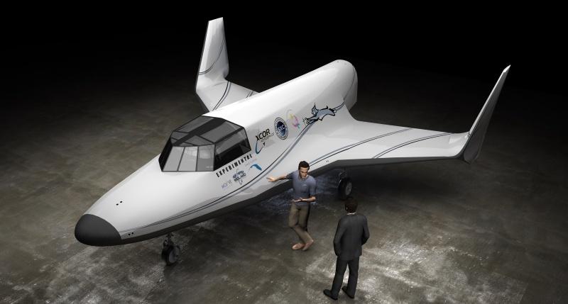 Компания XCOR Aerospace подала на банкротство - 3