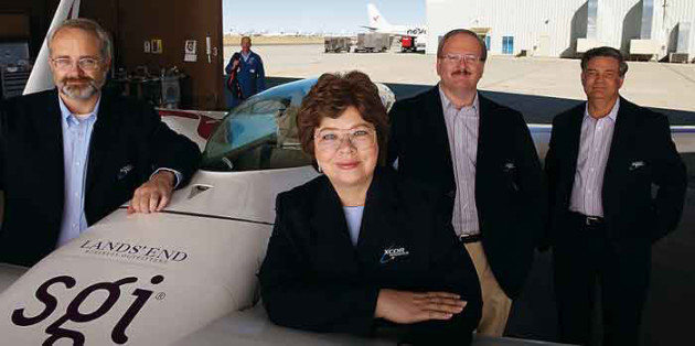 Компания XCOR Aerospace подала на банкротство - 4