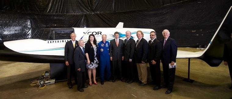Компания XCOR Aerospace подала на банкротство - 1