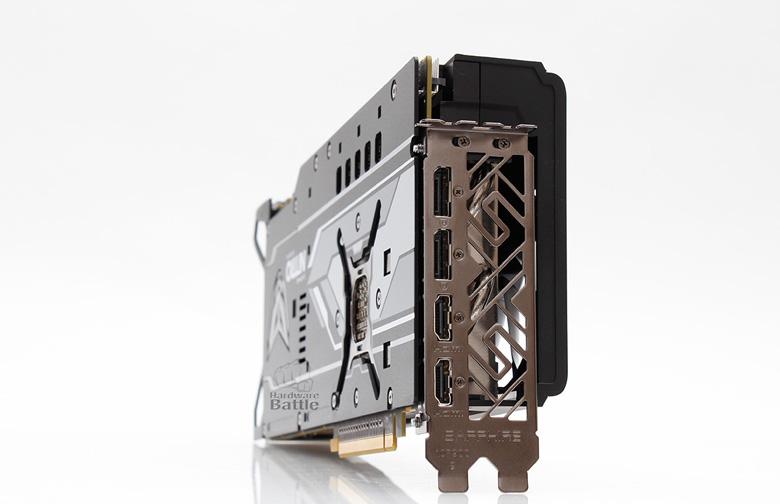 Опубликованы изображения и результаты тестирования 3D-карты Sapphire Radeon RX Vega 64 Nitro