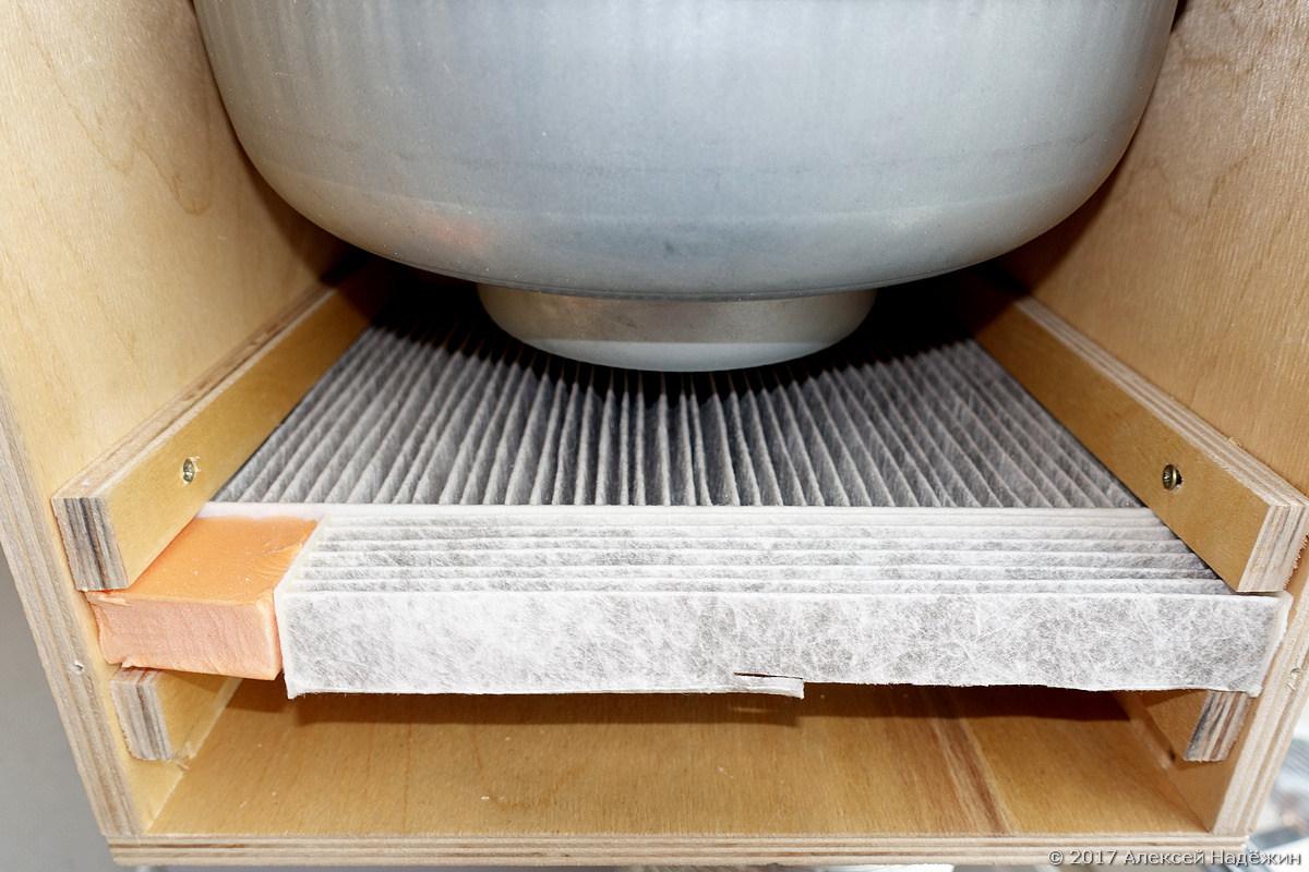 Самодельная домашняя вентиляция - 6