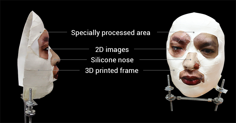 Качественная маска может обманут Face ID