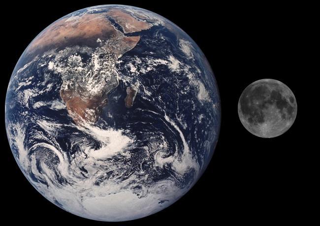 Спросите Итана: насколько яркой кажется Земля с Луны? - 5