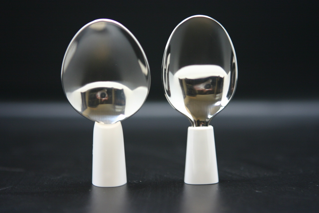 #Умная посуда: ложка для страдающих болезнью Паркинсона Gyenno Spoon - 15
