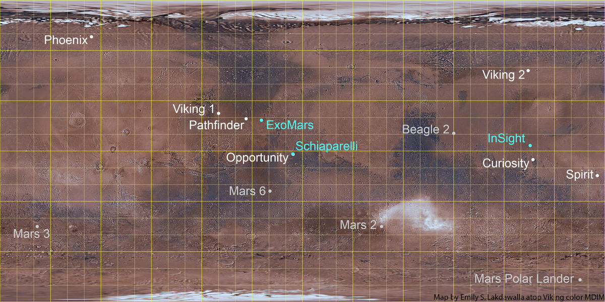 «Викинги» на Марсе - 9