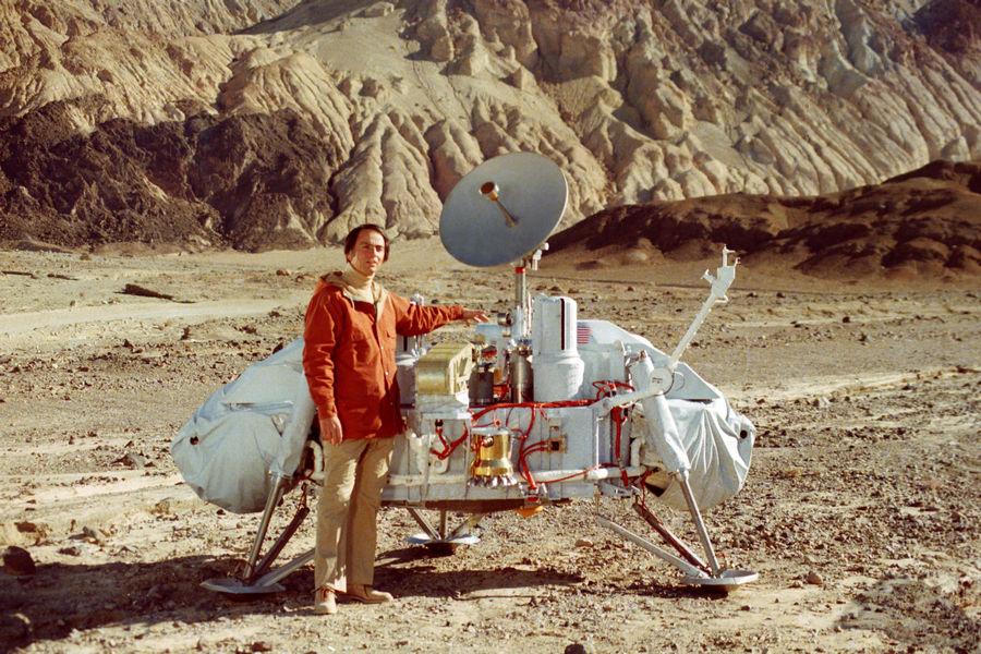 «Викинги» на Марсе - 1