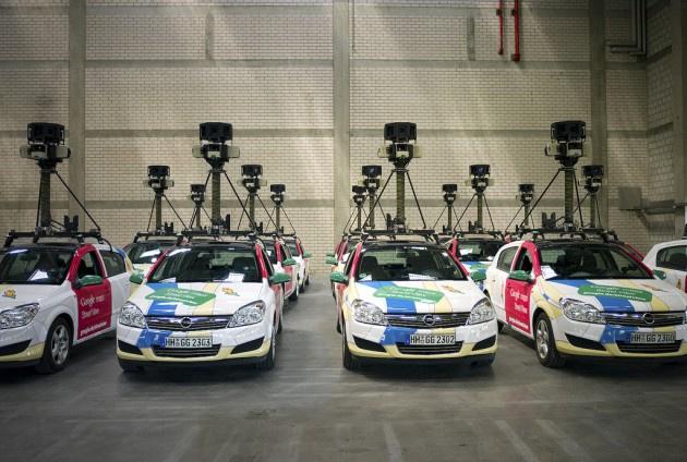 Google Street View в миниатюре: как мини-технологии работают в мини-мире - 2