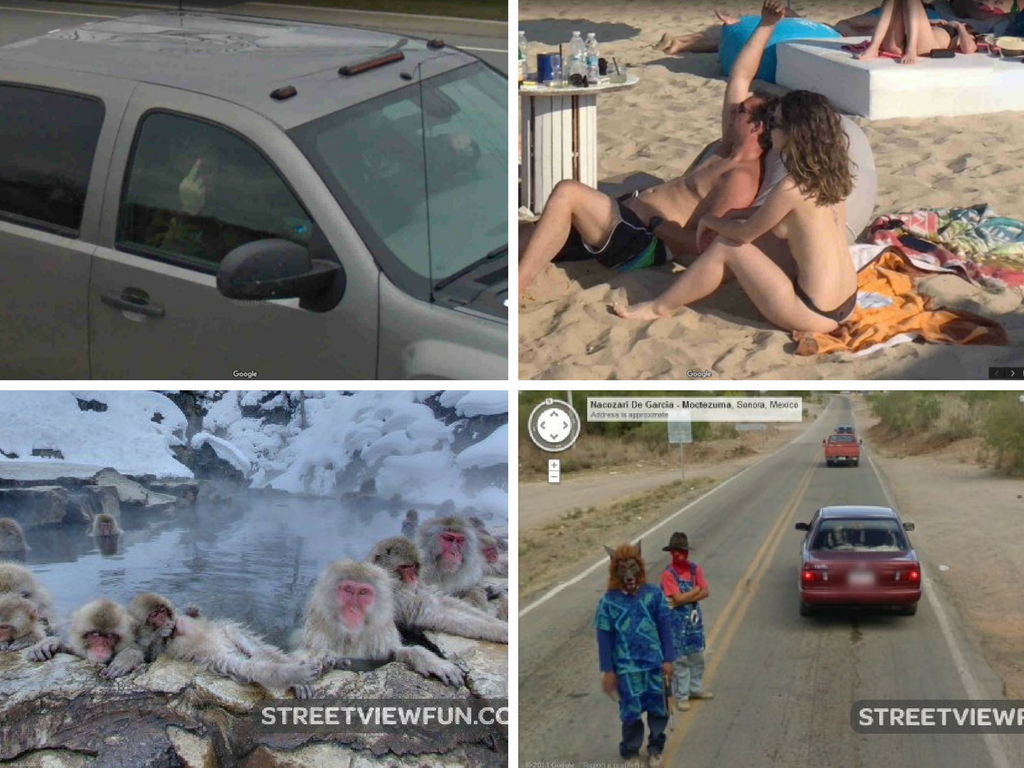 Google Street View в миниатюре: как мини-технологии работают в мини-мире - 3