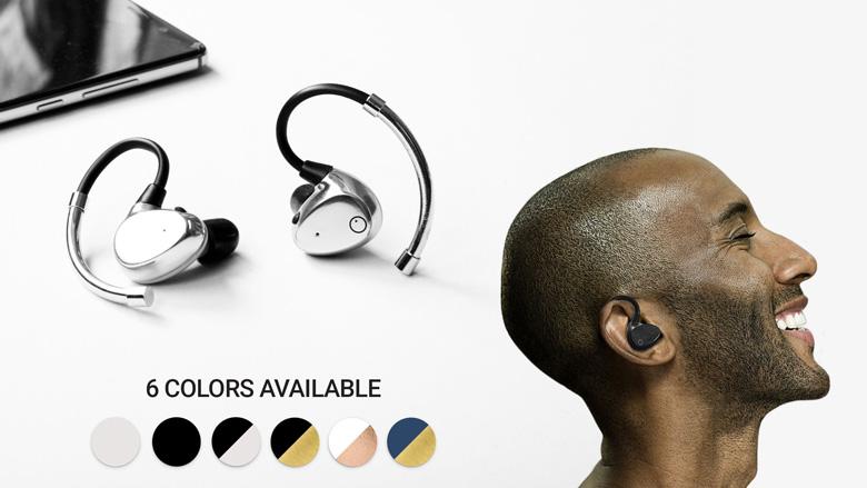 Беспроводные наушники EOZ Air соответствуют спецификации Bluetooth 5.0