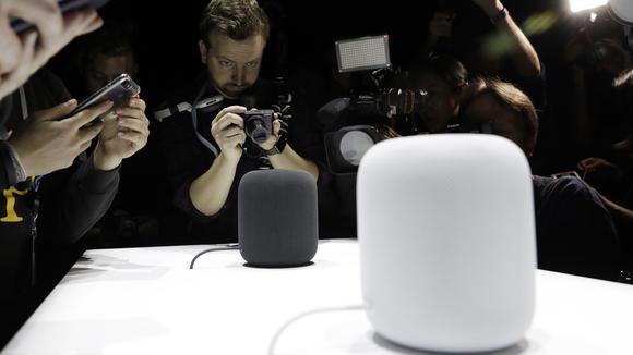 Нова версия умной АС Apple HomePod может получить систему распознавания лиц Face ID