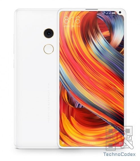 Смартфон Xiaomi Mi Mix 2s может получить необычное исполнение фронтальной камеры