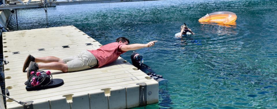 Подводные беспилотники: Правила студенческих соревнований Robosub 2017 - 9