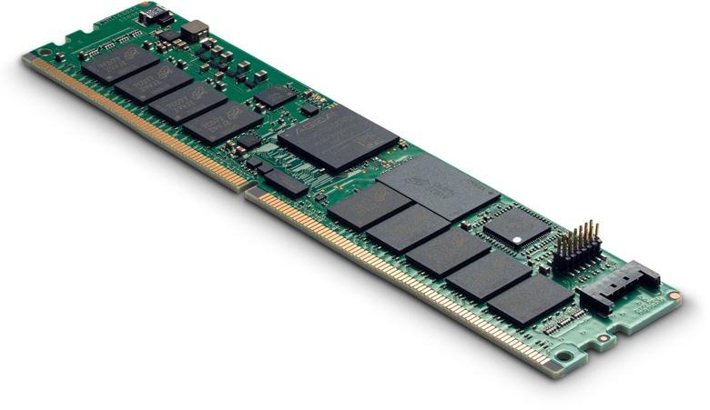 Это вдвое больше самых емких сегодняшних модулей NVDIMM