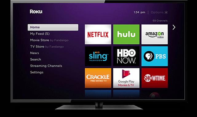 Roku OS ляжет в основу телевизоров Philips