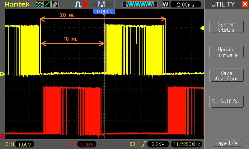 DC-AC инвертор: принцип работы, схемотехника, встроенное ПО - 16