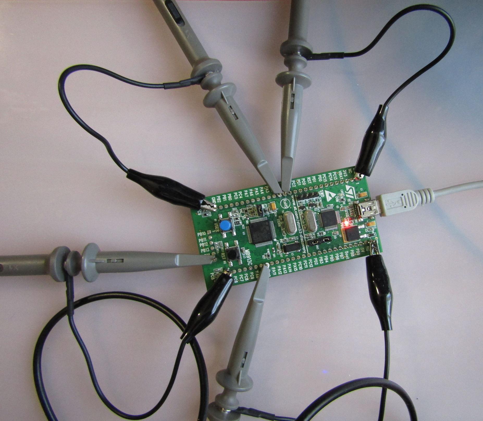 DC-AC инвертор: принцип работы, схемотехника, встроенное ПО - 21