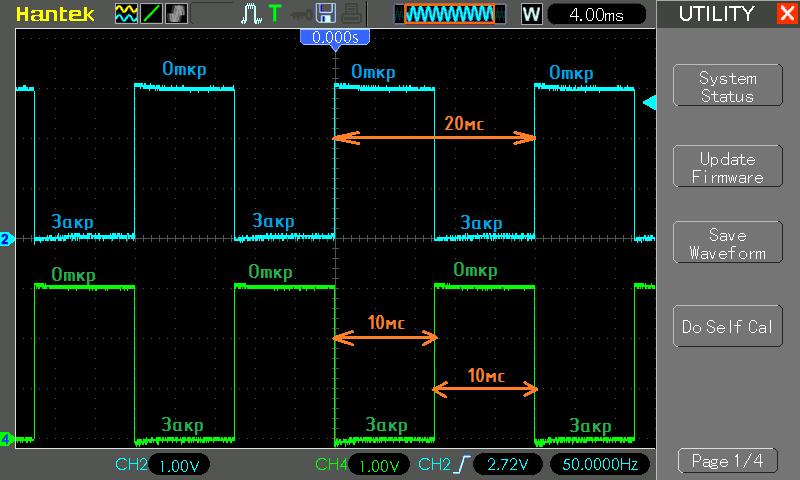 DC-AC инвертор: принцип работы, схемотехника, встроенное ПО - 7