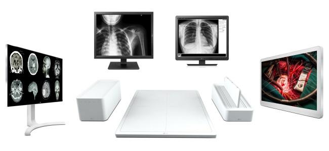 LG намеревается занять лидирующую позицию в сегменте электронных медицинских товаров