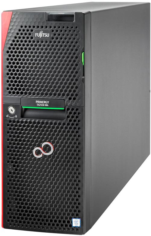 Продажи новых серверов серий Primequest E и Primergy M4 уже начались