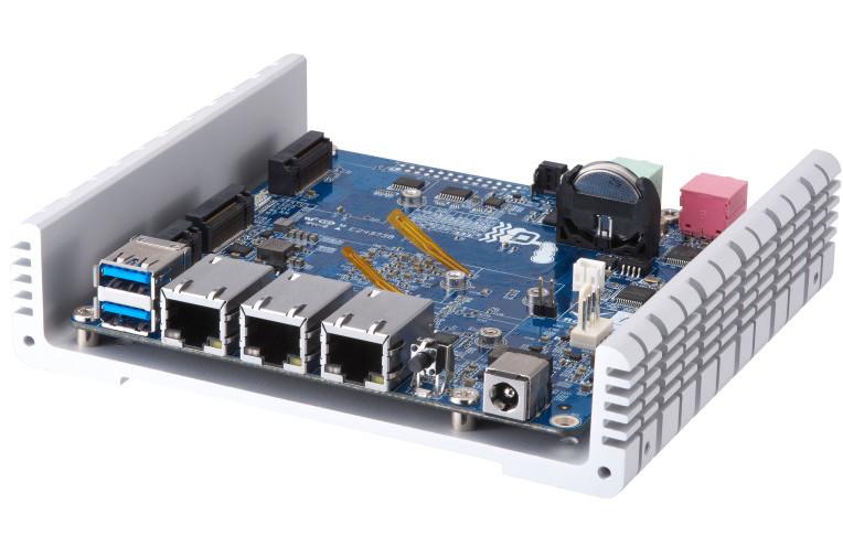 Основой сервера служит процессор Annapurna Labs AL-314