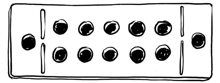 Паровой компьютер или разностная машина Бэббиджа 1840 года - 18