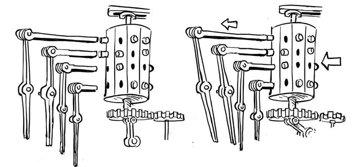 Паровой компьютер или разностная машина Бэббиджа 1840 года - 20
