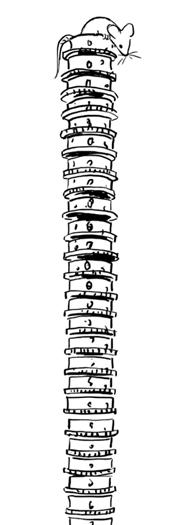 Паровой компьютер или разностная машина Бэббиджа 1840 года - 7