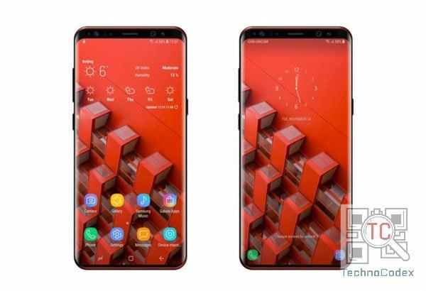 Первая реальная фотография смартфоны Samsung Galaxy S9 демонстрирует вертикальную сдвоенную камеру