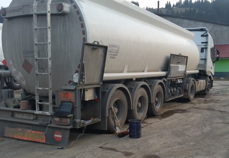 Шпионим за грузовиками - 6