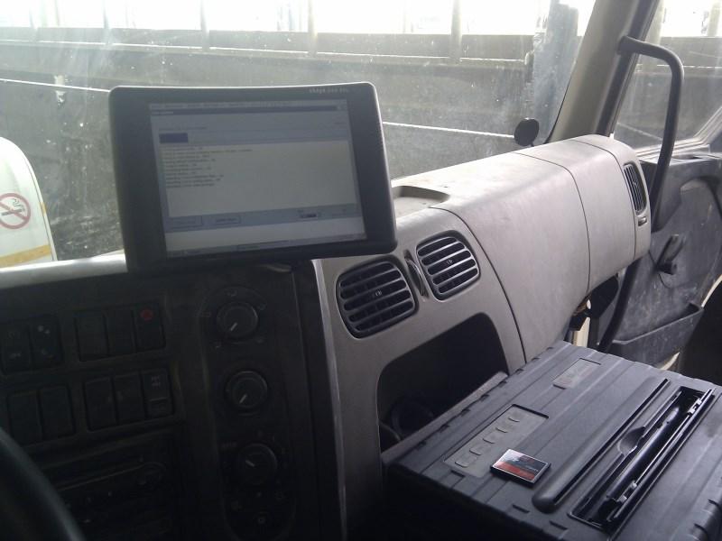 Шпионим за грузовиками - 1