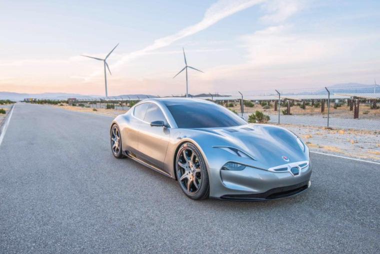Компания Fisker через пять лет намерена совершить революцию на рынке автомобильных АКБ