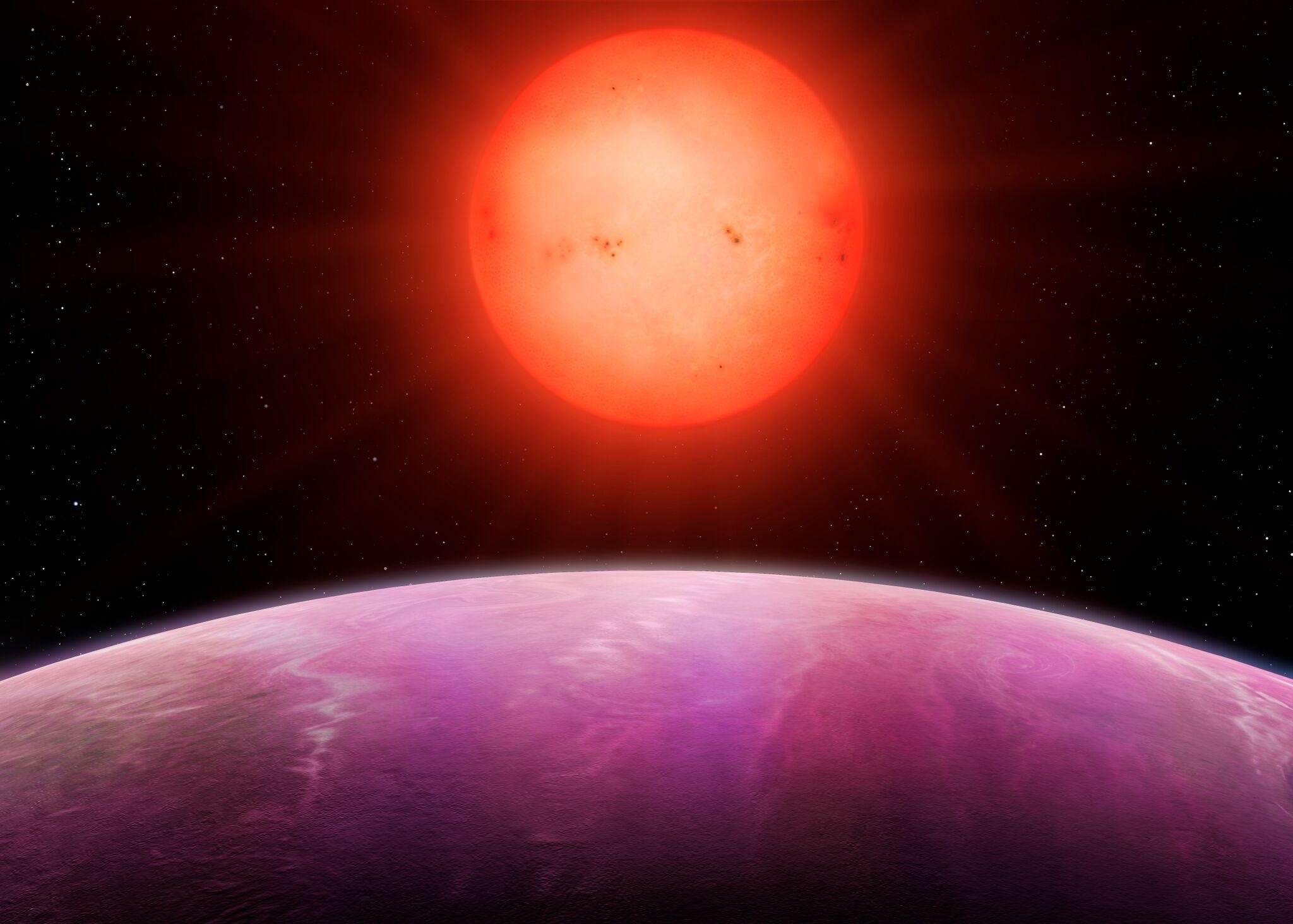 Использование подсвеченной атмосферы планет для поисков внеземной жизни - 3