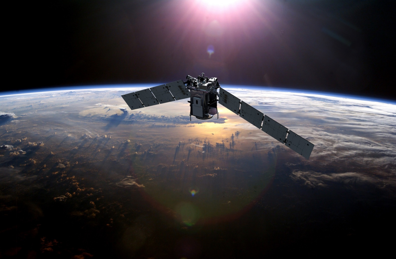 Использование подсвеченной атмосферы планет для поисков внеземной жизни - 4