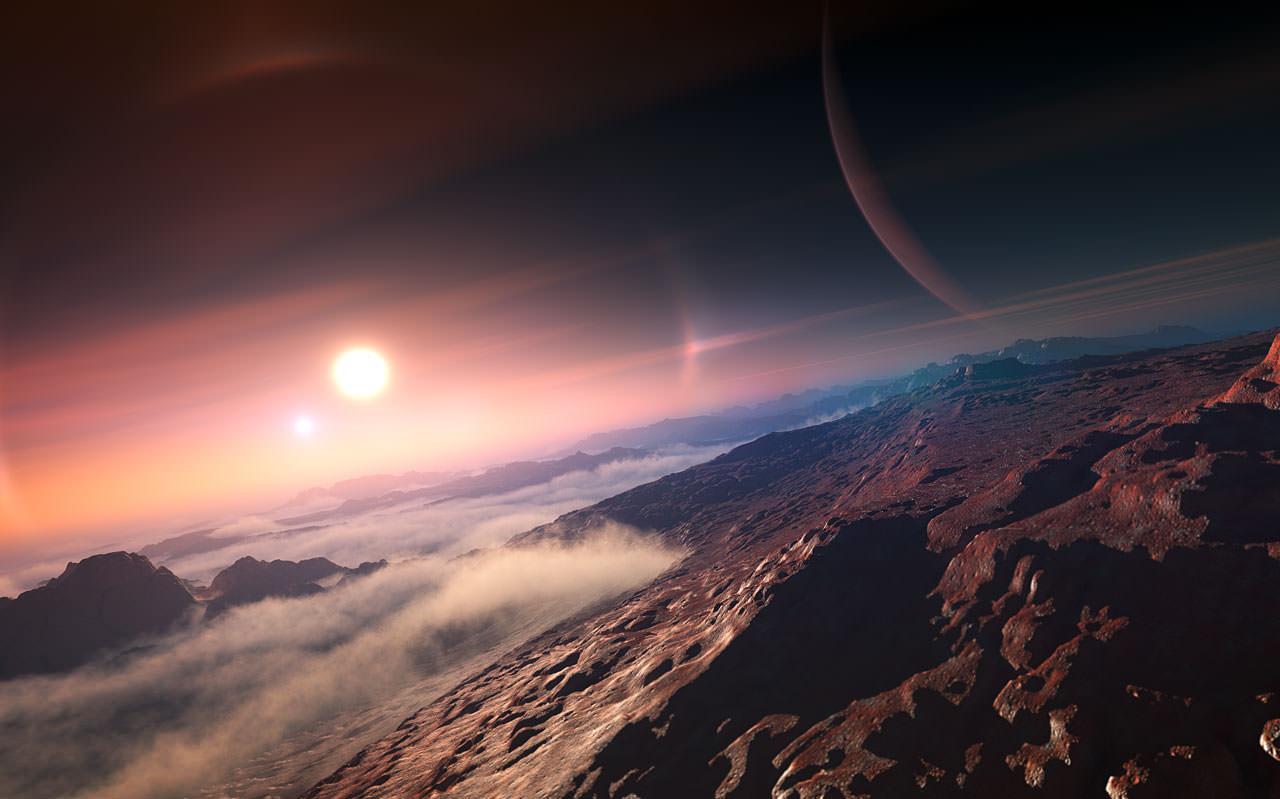 Использование подсвеченной атмосферы планет для поисков внеземной жизни - 5