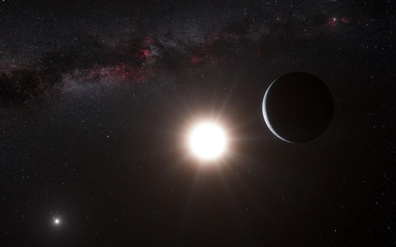 Использование подсвеченной атмосферы планет для поисков внеземной жизни - 6
