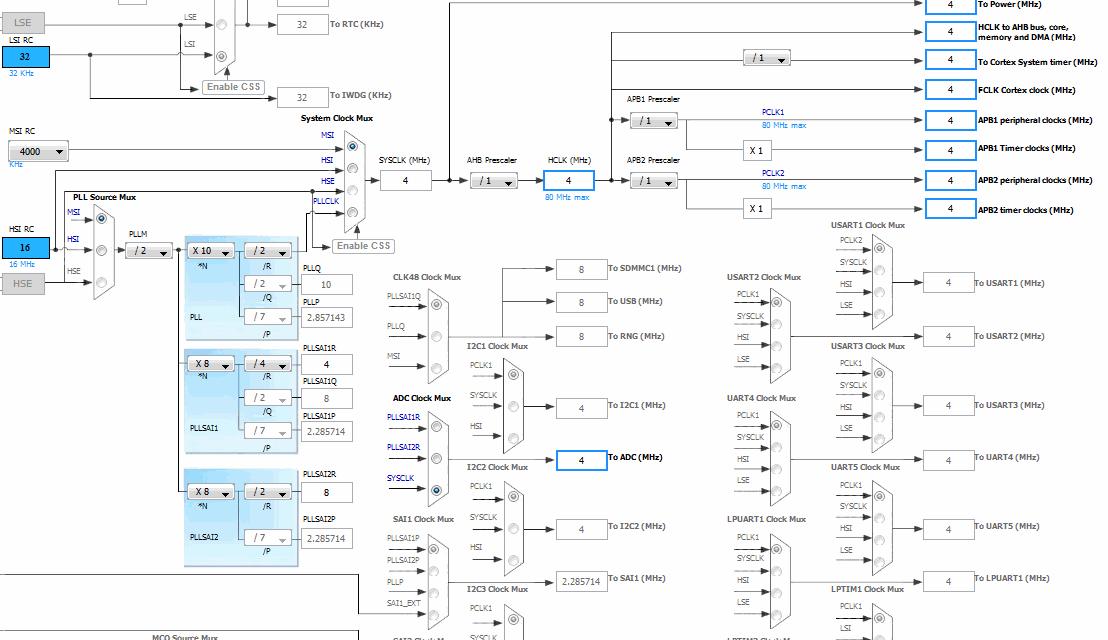 Опыт разработки low power устройств на STM32L - 6