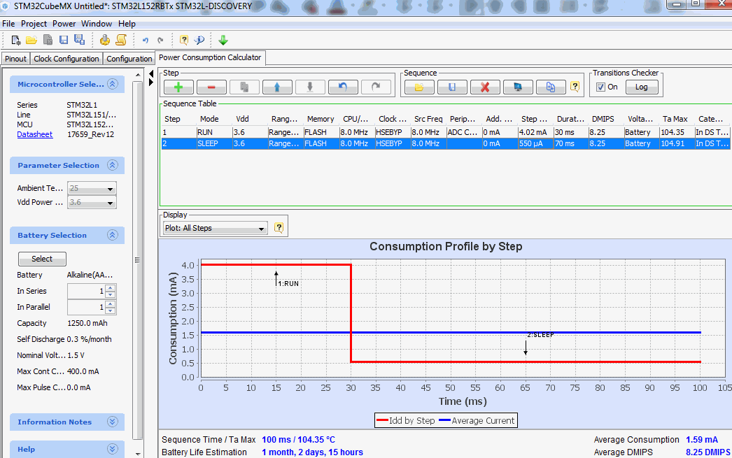 Опыт разработки low power устройств на STM32L - 1