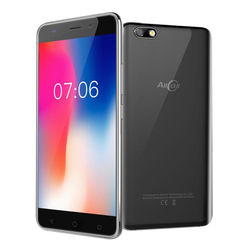 Представлен бюджетный смартфон AllCall Madrid