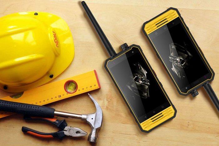 Профессиональный защищенный смартфон Nomu T18 поступил в продажу