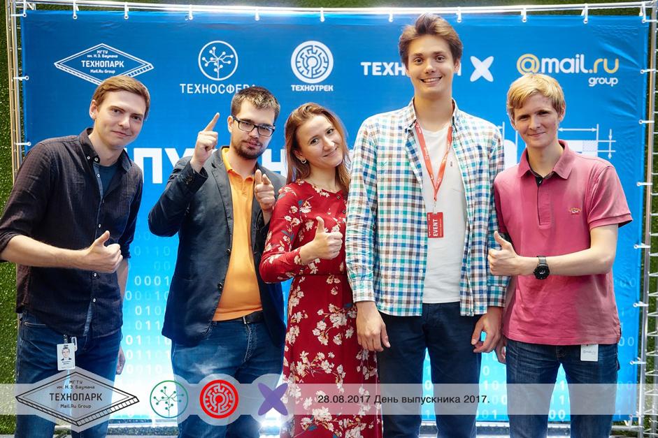 Технопарк, Техносфера, Технотрек: проекты выпускников - 2