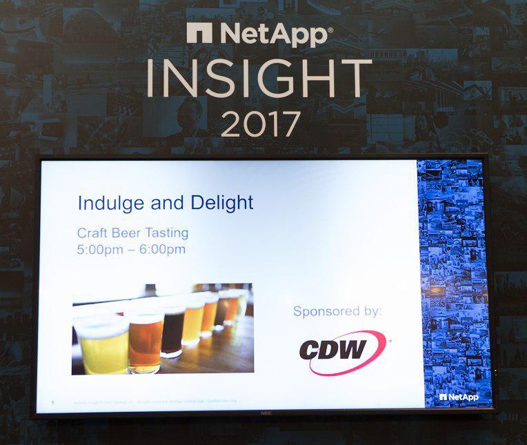 Топ-3 анонсов с NetApp Insight 2017 - 10