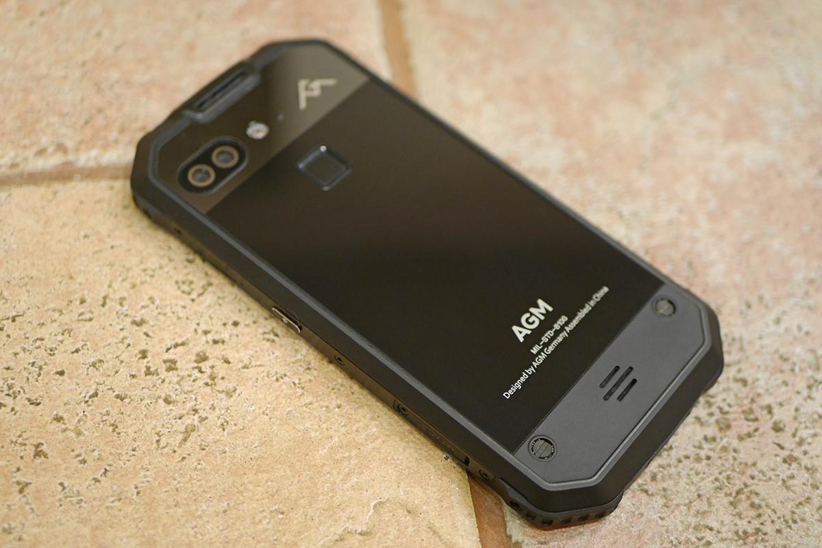 AGM X2: самый навороченный защищенный смартфон на рынке - 32