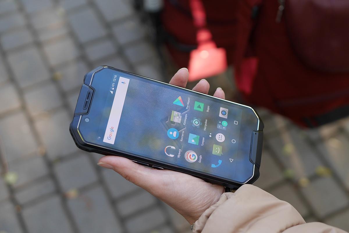 AGM X2: самый навороченный защищенный смартфон на рынке - 8