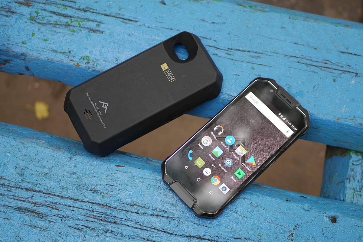 AGM X2: самый навороченный защищенный смартфон на рынке - 93