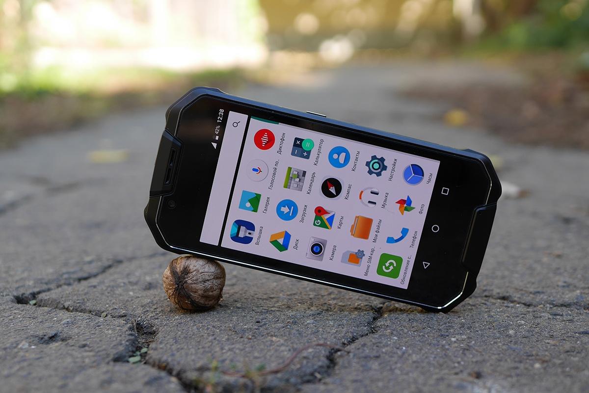 AGM X2: самый навороченный защищенный смартфон на рынке - 1